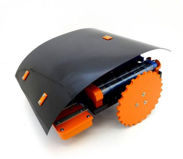 3d Printed Robotic Lawn Mower With Arduino Robotic Gizmos