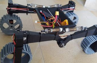 mars rover robot kit - photo #35