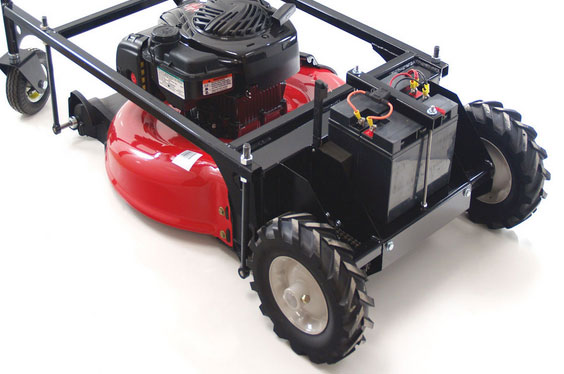 Superdroid Robots Robot Lawn Mower Kit Robotic Gizmos
