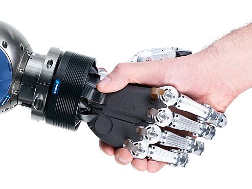 Servo-electric-5-Finger-Gripping-Hand