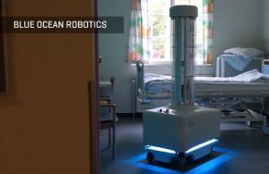 Blue ocean robotics aktier