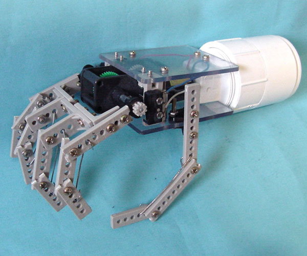 bionic-robotic-hand-kit