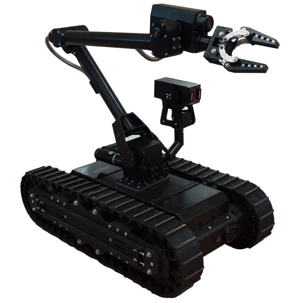 mobile surveillance robot with robotic arm Contact verified robotic arm manufacturers, robotic  the vpl-ra-12a is a sophisticated and powerful robotic arm the robot  fast and precise mobile robotic.