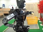 Laser Cut Amp 3d Printed Walking Robots Jacobs Institute