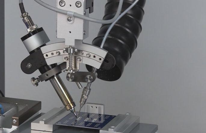 Mini Car Vacuum >> Fisnar Desktop Soldering Robot - Robotic Gizmos