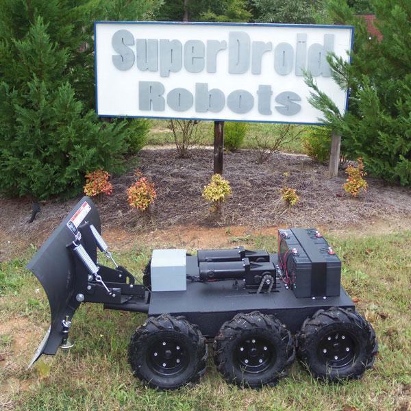 6WD-RC-Snow-Plow-Robot-Platform