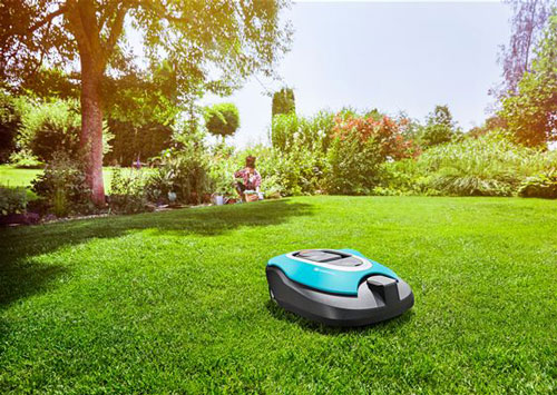 sileno-robotic-lawnmower