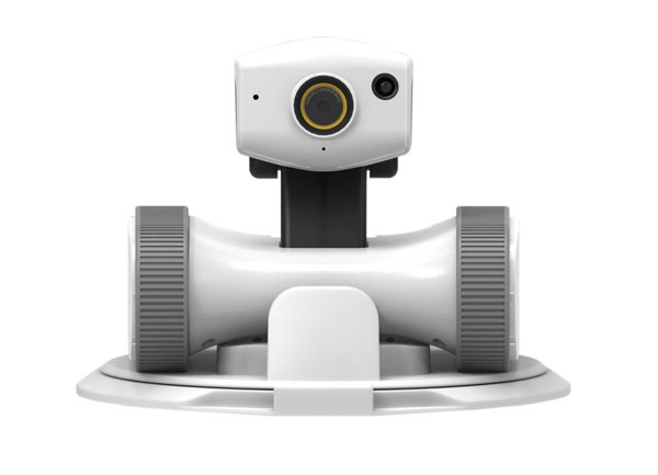 Riley-Home-Security-Robot