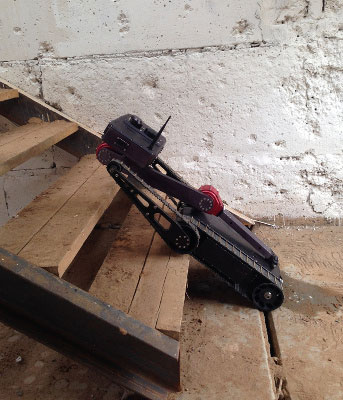 Mobile-Robot-Servosila