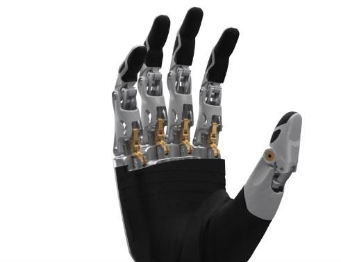 Bebionic Small Advanced Bionic Hand Robotic Gizmos