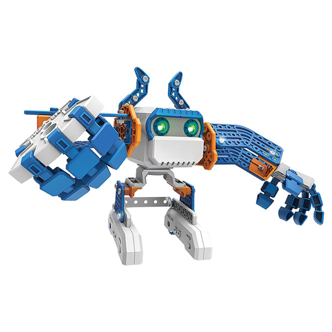Meccano-MicroNoid-Programmable-Robot