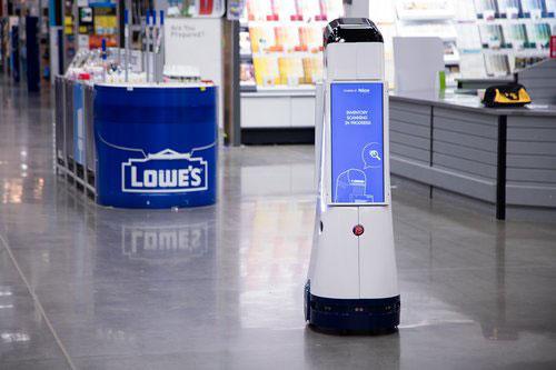 Lowe's-LoweBot