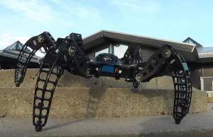 hexapod Archives - Robotic Gizmos