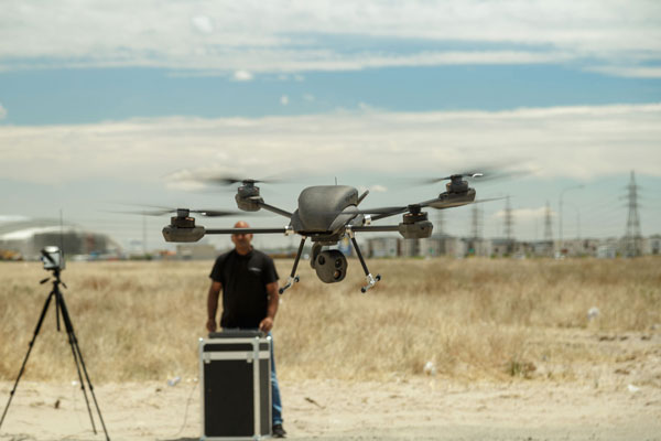 VANGUARD Long Range Surveillance Drone - Robotic Gizmos