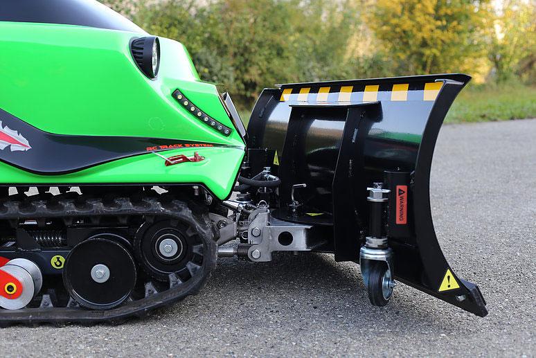 Atr Orbiter Robotic Snow Plow Robotic Gizmos