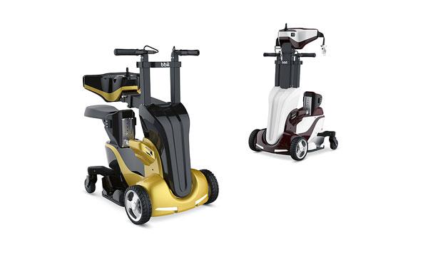 XZ-Droid Rehabilitation Wheelchair Robot - Robotic Gizmos
