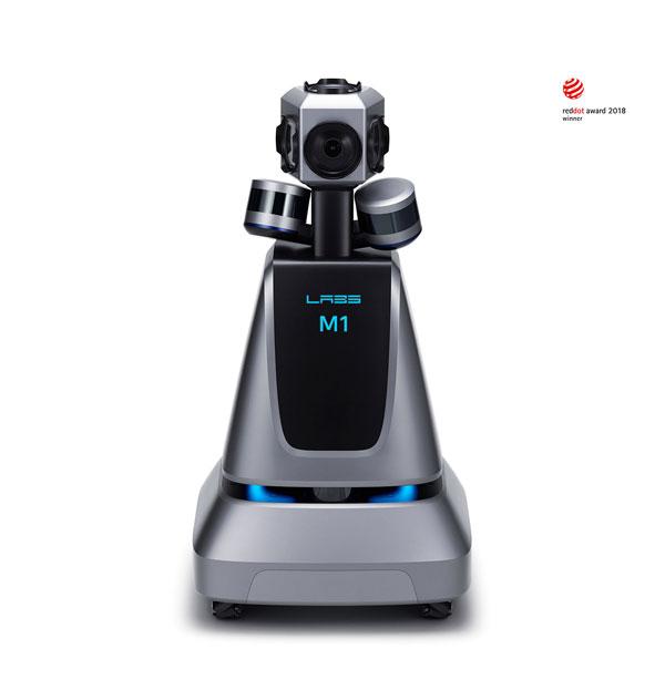 M1 Autonomous 3D Mapping Robot - Robotic Gizmos