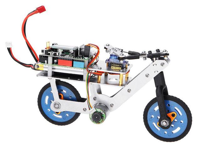 Arduino Programmable Self Balancing Robot Bike - Robotic Gizmos