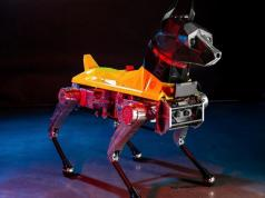 MXPhoenix 3D Printed Large Hexapod Robot - Robotic Gizmos