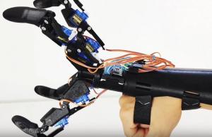 Youbionic 3D Printed Robotic Paw - Robotic Gizmos