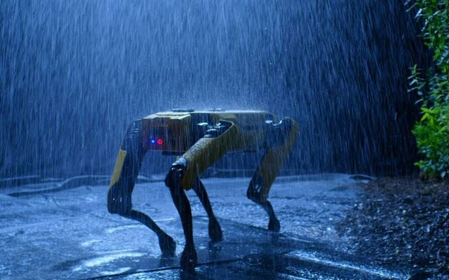 Spot Robot Dog Shipping To Early Adopters Robotic Gizmos